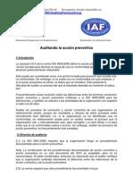 Guias de Auditorias ISO 9000