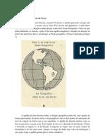 Hipotese sobre a origem do campo magnético terrestre