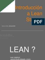 Lean Startut