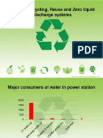 Effluent Reuse in Power Plants