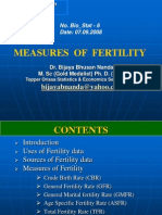 indices of fertility