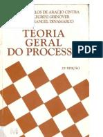Ada Pellegrini Grinover, Antônio Carlos de Araújo Cintra & Cândido Rangel Dinamarco - Teoria Geral do Processo (2006)