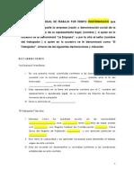 CONTRATO INDIVIDUAL DE TRABAJO POR TIEMPO INDETERMINADO reforma laboral mexico.docx