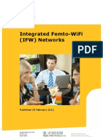 Integrated Femto WiFi Networks WP