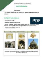 APONTAMENTOS DE HISTÓRIA