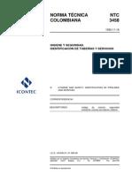 50156998-NTC3458 señalizacion tuberia