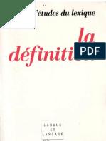 Coll - La définition (OCR fr) part