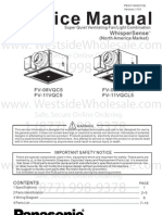 Panasonic - WhisperSense_and_Sense-Lite-Service_Manual.manual Spec Sheet- Westside Wholesale - Call 1-877-998-9378.Image.marked