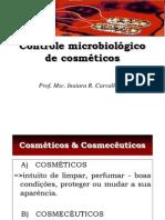 02 Aula Controle Microbiolgico de Cosmticos