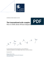 The transnational exile complex