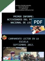 Pnl Primer Informe 143f