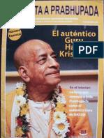 El Verdadero Guru Hare Krishna