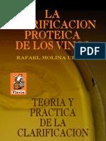 La Clarificación Proteica de los Vinos 2