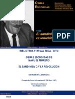 El sandinismo y la revolución
