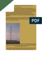 PROTECCIÓN CONTRA SOBRETENSIONES EN LÍNEAS DE ALTA TENSIÓN