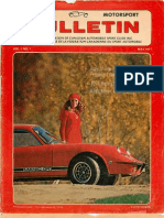 Canadian Motorsport Bulletin