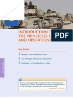 Intro to Principles of War and Operations