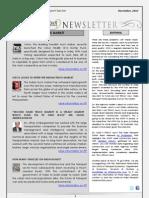 India Transport Portal Newsletter - December, 2012