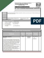 Plan y Programa de Evaluacion 4os2