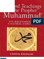Life and Teaching of the Prophet Muhammad