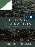Ethics of Liberation by Enrique Dussel