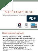 Taller Competitivo V2.1