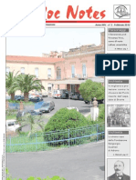 Bloc Notes Febbraio 2012 - Adrano, Biancavilla, Bronte, Santa Maria di Licodia