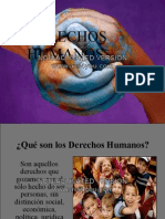 Decl.univ.de Derechos Humanos Power Point
