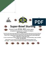 Super Bowl Sturling
