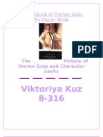 The Picture of Dorian Gray and Character Looks