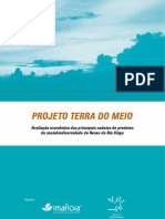 2010 - Projeto terra do meio - Avaliação econômica das principais cadeias de produtos da sociobiodiversidade da Resex do rio Xingu
