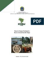2012 - Plano de Manejo Participativo Reserva Extrativista Rio Xingu
