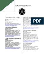 AIUSA TURKRAN January 2013 Newsletter