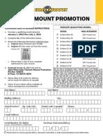 Minn Kota Transom-Mount Promotion