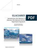 GLACIARESs