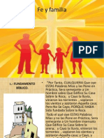 Fe y Familia
