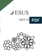 Jesus Ama-te e Quer Ser Teu Amigo