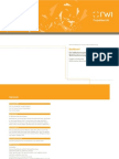 RWI (2012) - Projektbericht Dashboard