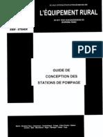 Guide de conception des stations de pompage 99.pdf