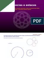 Circunferencias de raio coñecido tanxentes exterior-exterior a outras dúas