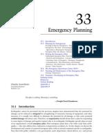 Emergency Planning