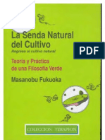 Fukuoka Masanobu - La Senda Natural Del Cultivo