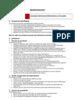 Description de Poste_Assistant Administratif Et Comptable_PACCS 2013
