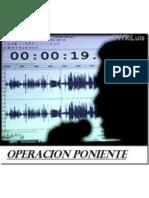 """""""EL NEGOCIO DEL AGUA"""". CONEXIONES EMPRESARIALES DE LA OPERACIÓN PONIENTE."""