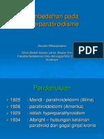 12 Surgical Treatment of Hyperparathyroidism
