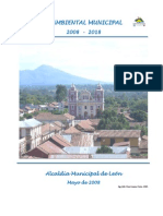 Plan Amabiental Municipal  León 2008 al 2018