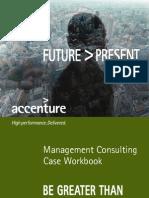 Accenture Management Consulting Case Workbook