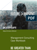 Accenture Management Consulting Case Workbook