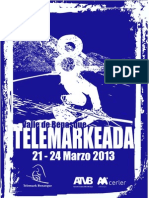 Telemark 2013 Poster a5