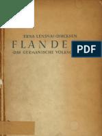 Erna Lendvai-Dircksen - Das Germanische Volksgesicht. Flandern